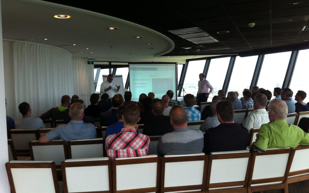 Presentations hand-outs Santon Circuit Breaker Services knowledge conference